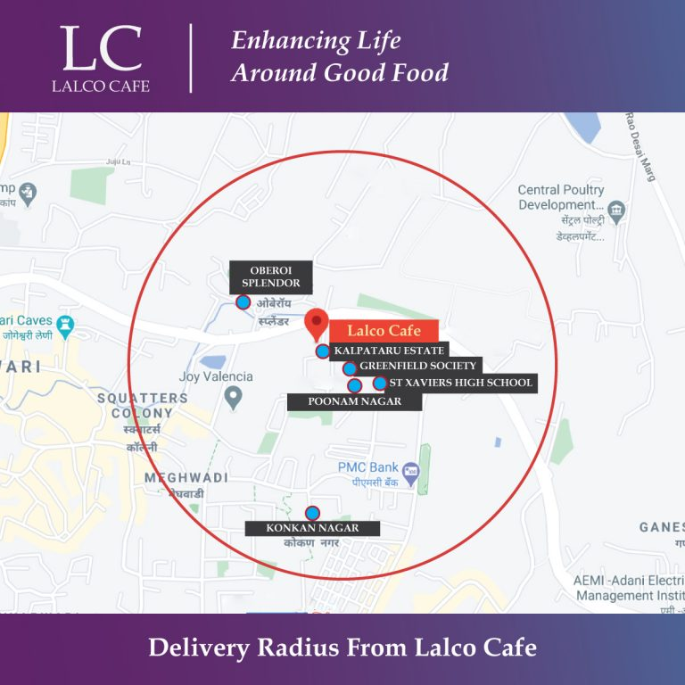 Delivery from Lalco Cafe
