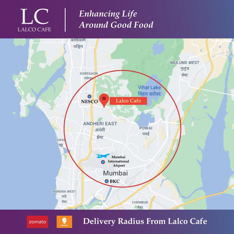 Delivery from Lalco Cafe by Zomato and Swiggy